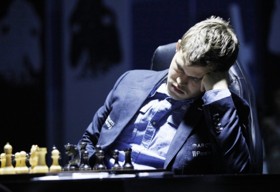 Thanks for showing us how its done, chess grandmaster.