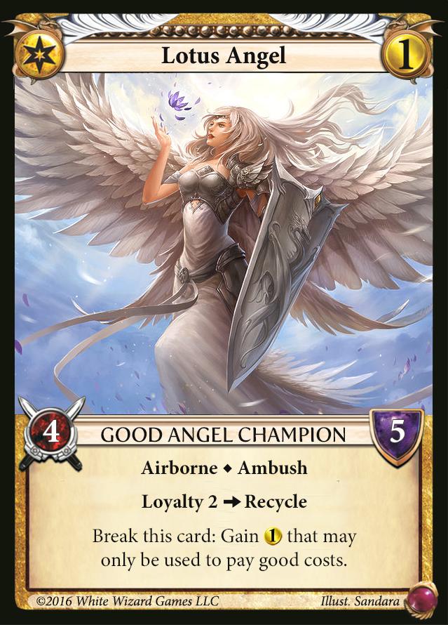 Good Lotus Angel 2